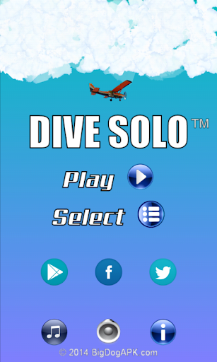 Dive Solo™ Skydiving Game