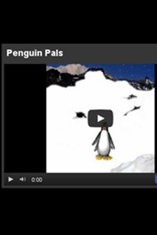 Penguin Pals Animation