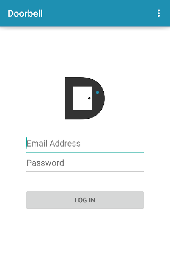 Doorbell.io- screenshot