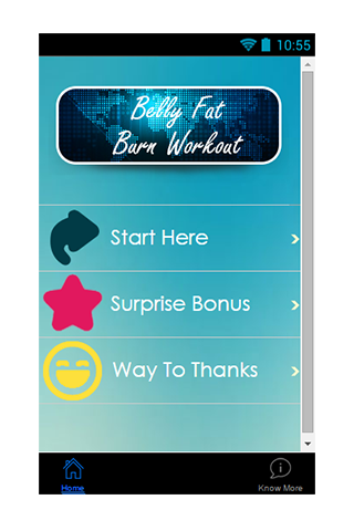 Belly Fat Burn Workout Guide