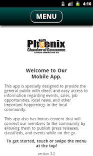 North Phoenix Chamber- screenshot thumbnail