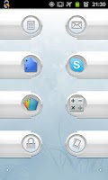 Screenshot of SmartShift Lockscreen