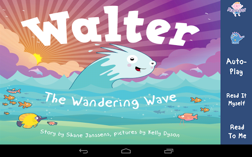 Walter The Wandering Wave