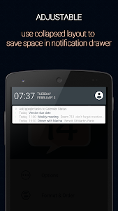 Calendar Status screenshot 5