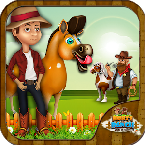 HorseRanch A Tale of Champions for PC and MAC