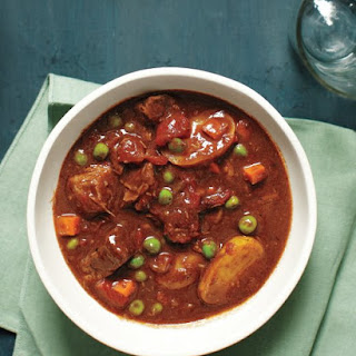 Hearty Beef Stew.
