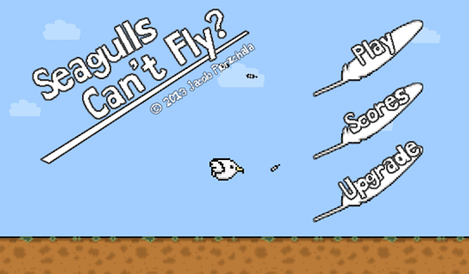 Seagulls Can't Fly? Free- screenshot thumbnail
