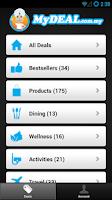 Screenshot of MyDEAL.com.my