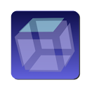 Phlipple – 3D puzzle logo