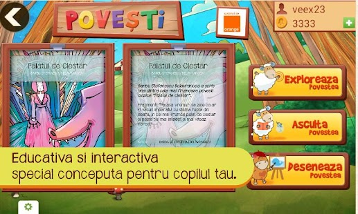 Povesti- screenshot thumbnail