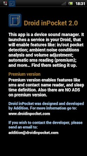 Droid inPocket Free - screenshot thumbnail