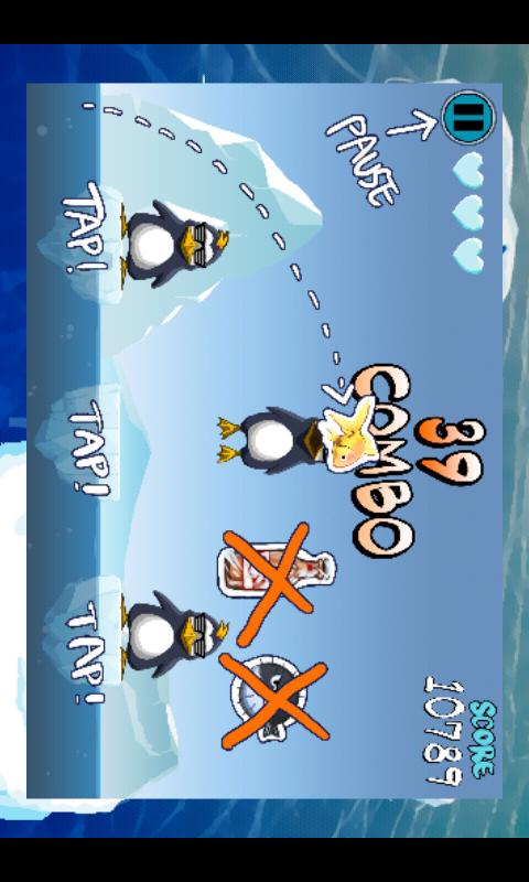 Penguin Jump - screenshot