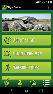 Sligo Guide- screenshot thumbnail