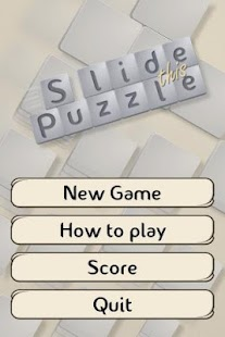 Slide This Puzzle- screenshot thumbnail