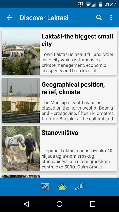 Laktasi Travel Guide- screenshot