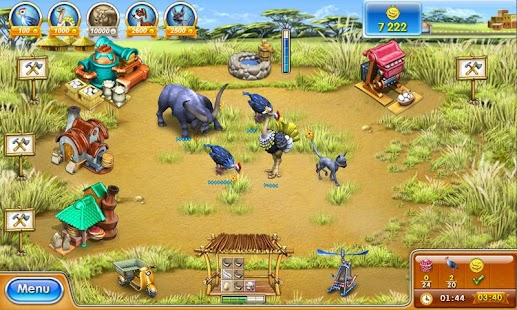 Free Download Farm Frenzy 3 APK for Samsung
