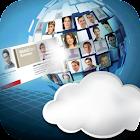 蒙恬名片云企业版 - 企业专属名片云、客户人脉永续经营 icon
