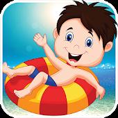 Alex Baby : Fun Jump In Park