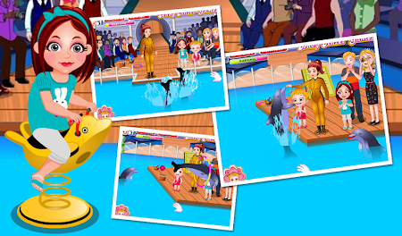 Baby Hazel Dolphin Tour 6 screenshot 641342
