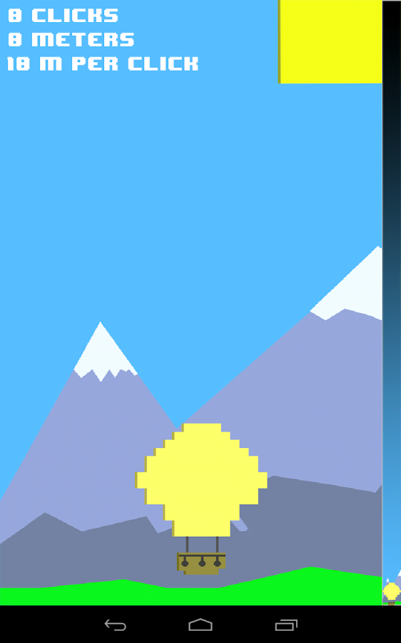Flappy Montgolfiere - Android Apps on Google Play