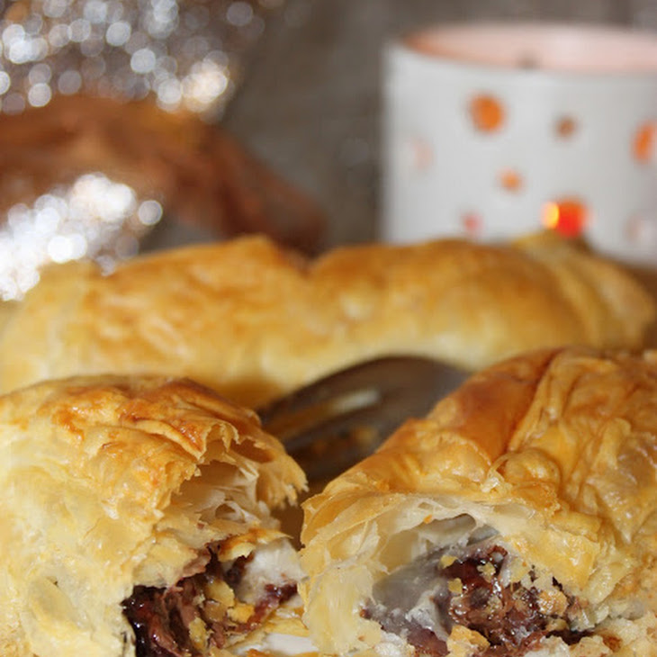 Nutella-filled Puff Pastry Treats