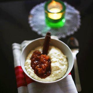 Swedish Rice Pudding.