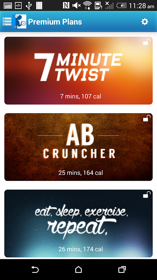 Fitness Buddy : 300+ Exercises- screenshot