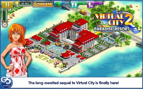 Virtual City®: Paradise Resort v1.2