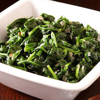 Mustard Spinach Recipes.