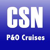 CSN: P&O Cruises