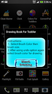 Drawing Book For Toddler
