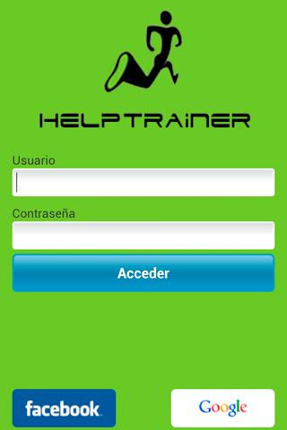 Helptrainer basic - screenshot