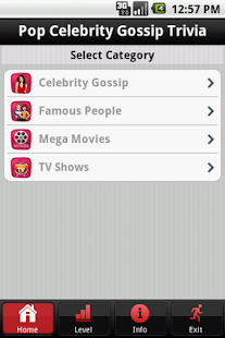 Celebrity Gossip Trivia - screenshot thumbnail