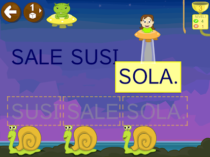Learn to read Spanish- screenshot thumbnail