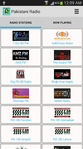 All Pakistani Online Radio FM