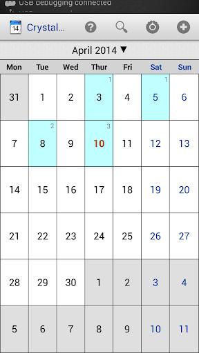Crystalapps Scheduler Pro