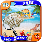 New Free Hidden Object Games Free New Beach Day