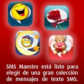 SMS Maestro español