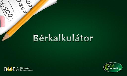 Bérkalkulátor