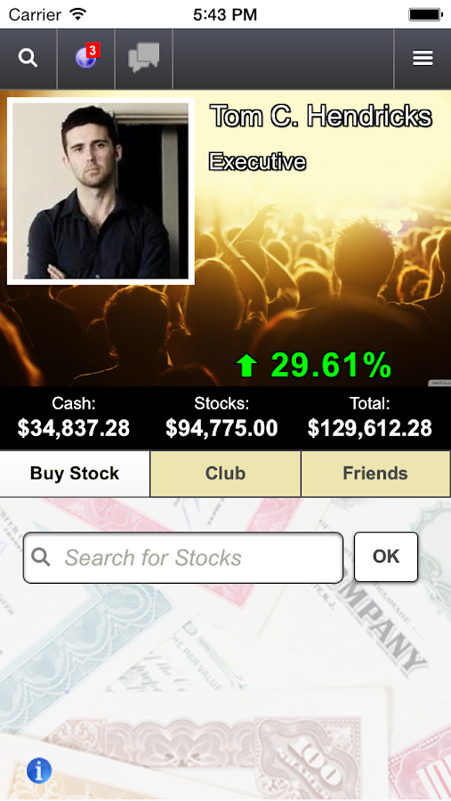 Wall Street Magnate- screenshot