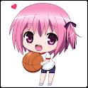ロウきゅーぶ!(アニメ) ふわふわライブ壁紙 logo
