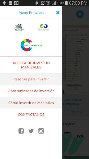 Invest in Manizales