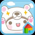Baby Bear dodol launcher theme