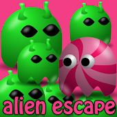 Alien Escape PAID - No Ads