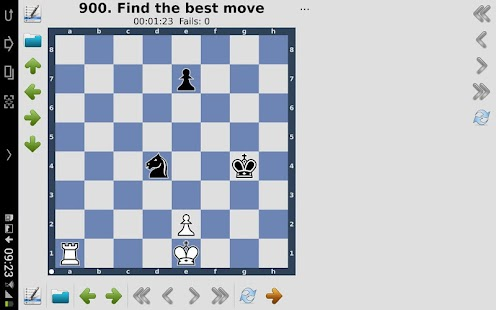 Сhess - tactics and strategy- screenshot thumbnail
