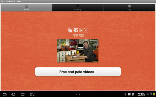 Maths iGCSE: Revision Videos