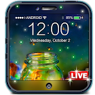 Firefly Live Lock Screen icon