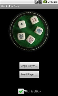 Liar Poker Dice - screenshot thumbnail