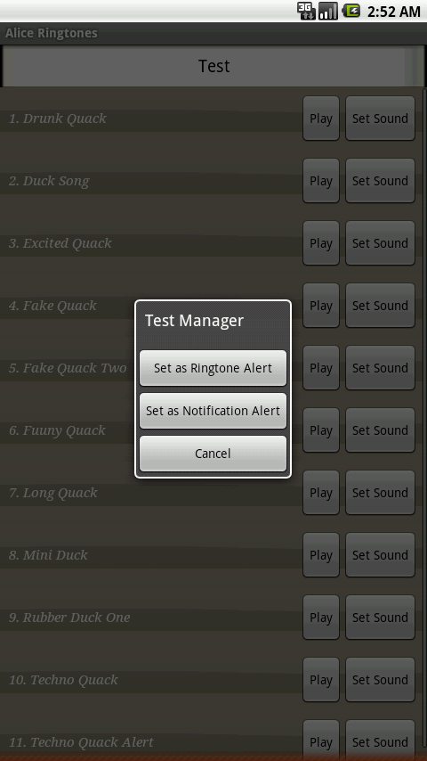 Duck Dynasty Ringtones - screenshot