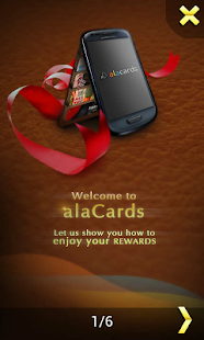 alaCards Tab- screenshot thumbnail